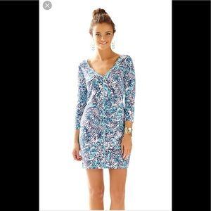 Lilly Pulitzer Juliet cotton T-shirt dress S